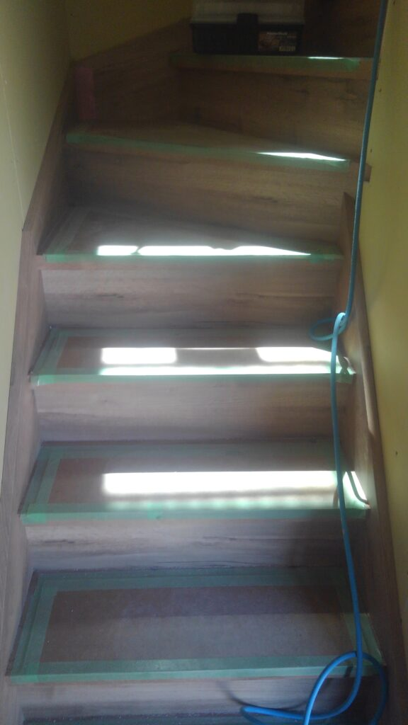 階段工事2